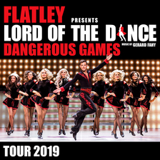Lord of the Dance: Dangerous Games Tour 2019