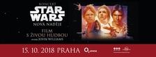 Star Wars poprvé v ČR s živou hudbou