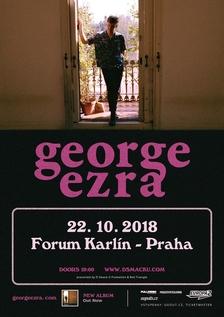 Do Fora Karlín míří George Ezra s novým albem