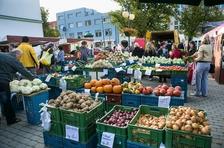 Farmářské trhy na pěší zóně Anděl 2018