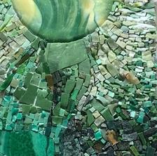 Mozaikování III - kurz keramické mozaiky