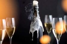 Champagne contra Anglické sekty