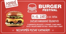 Burger Festival Frýdek Místek