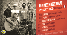 Jimmy Bozeman & the Lazy Pigs - OSTRAVA