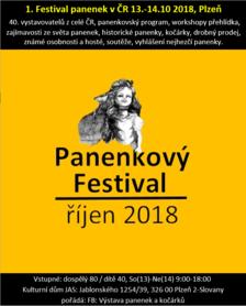 1 Festival panenek v ČR, Plzeň říjen