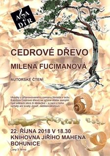 Autorské čtení: Milena Fucimanová