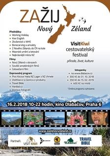 Festival Zažij Nový Zéland