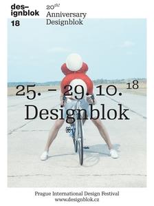 Designblok 2018. Dvacátý ročník pražského mezinárodního festivalu designu