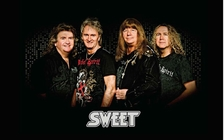The Sweet slaví 50 let své existence