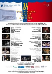 18. Festival divadel Moravy a Slezska