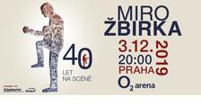 Miro Žbirka po úspěšném klubovém turné míří do O2 Areny oslavit 40 let na scéně