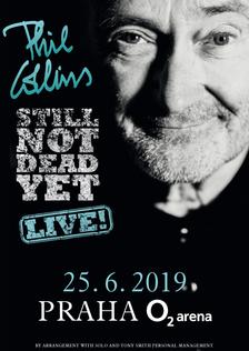 PHIL COLLINS v O2 arena Praha