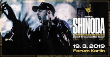 Mike Shinoda, ústřední postava ikonických Linkin Park, míří do Prahy poprvé se sólovým projektem