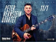 Peter Bernstein Quartet (USA) v Jazz Docku