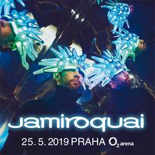 JAMIROQUAI v O2 arena Praha