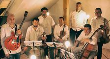 MHF Český Krumlov 2019 - Epoque Quartet a Marek Novotný Jazz Trio