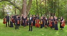 MHF Český Krumlov 2019 - Vahid Khadem-Missagh /dirigent, housle/, Allegro Vivo Chamber Orchestra