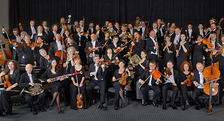 MHF Český Krumlov 2019 - Sanghee Cheong /housle/, Stefan Kropfitsch /violoncello/ Thüringen Philharmonie
