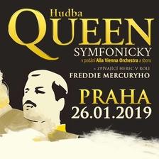 Hudba Queen se symfonickým orchestrem Alla Vienna a sborem - RockOpera Praha