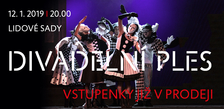 DIVADELNÍ PLES 2019 - Divadlo F. X. Šaldy v Liberci