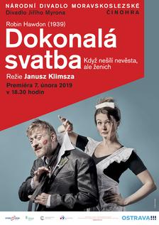 DOKONALÁ SVATBA - Divadlo Jiřího Myrona