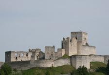 Drátování na hradě Rabí
