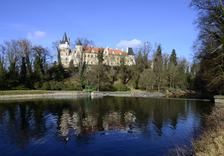 Velikonoční prohlídky na zámku Žleby