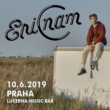 ERIC NAM v Lucerna Music Baru