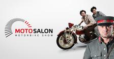 Motosalon 2019 - Výstaviště PVA EXPO Letňany