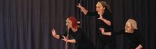 Workshop herectví s maskou s Footsbarn Travelling Theatre - Švandovo divadlo