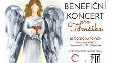 Benefiční koncert pro Tomáška