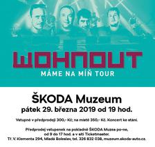 WOHNOUT: MÁME NA MÍŇ TOUR