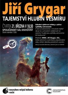 Jiří Grygar – Tajemství hlubin vesmíru