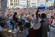 Ekojarmark a Koncert Ekologických dnů Olomouc 2019