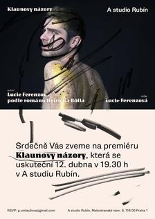 Klaunovy názory - A studio Rubín