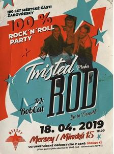 100 let MČ Žabovřesky / 100% rock 'n' roll party