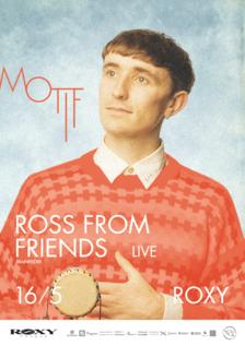 MOTIF: ROSS FROM FRIENDS (UK)