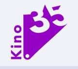 Kino 35 - program na srpen