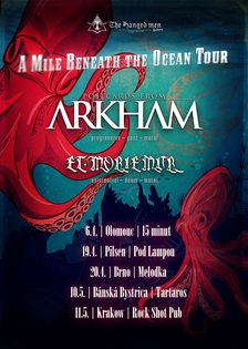 Et Moriemur a Postcards From Arkham na společném mini-tour