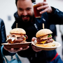 Pivo a burger festival 2019 - Praha