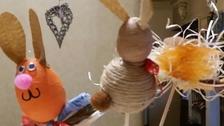 Velikonoční tvoření s dětmi