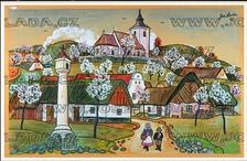 Sobotní turistika v Ladově kraji - 14. Pochod Krajinou barona Ringhoffera