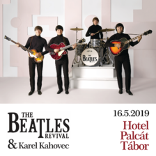 THE BEATLES REVIVAL/HOST: KAREL KAHOVEC/