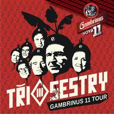 HARY AGENCY uvádí koncert/TŘI SESTRY GAMBRINUS 11 TOUR/hosté Punk Floid a další