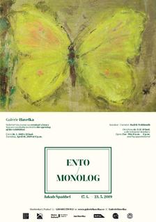 výstava JAKUB ŠPAŇHEL - ENTO / MONOLOG