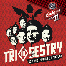 Tři Sestry Gambrinus 11 tour