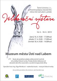Velikonoční výstava Ústí nad Labem