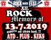 ROCK MEMORY XII.