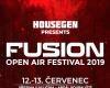HouseGen Fusion Open Air - Vřesina u Hlučína