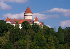 Tajemný hrad v Konopišti - výstava pro děti